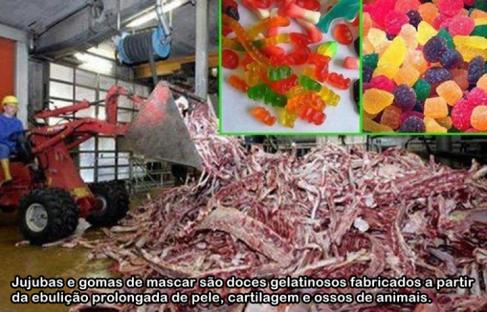 Jujubas de Carne